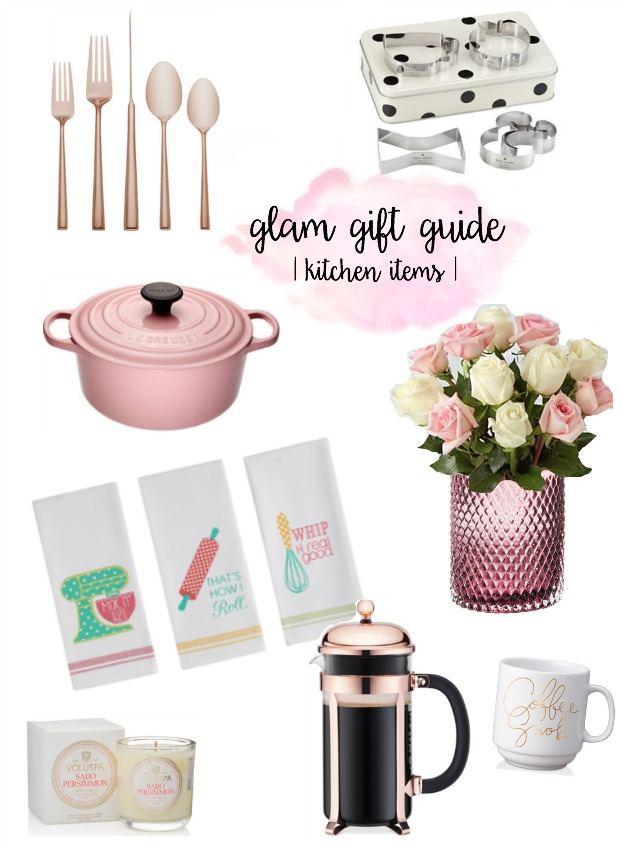 Glam Gift Ideas For The Kitchen