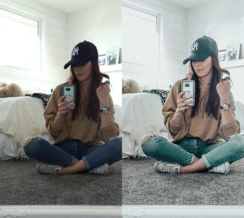 The Blush Home Lightroom Mobile Presets $7 Presets! - Minimalist Preset