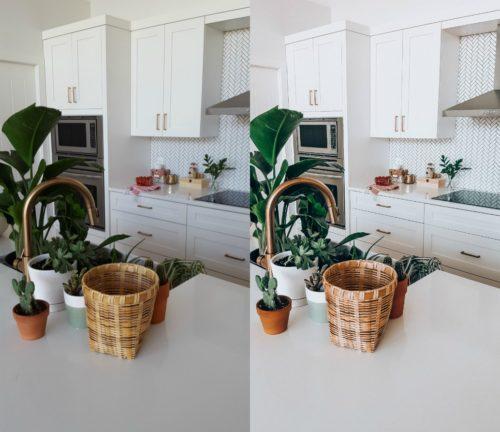 The Blush Home Lightroom Mobile Presets $7 Presets! - So Fresh Preset